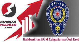 halkbank polis kredisi