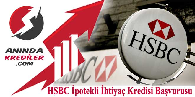 hsbc ipotekli kredi