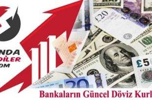 Bankaların Güncel Döviz Kurları