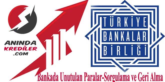 Unutulan Banka Hesabı Sorgulama